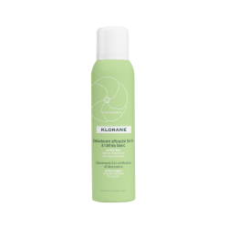 Spray Desodorante a la Althea Blanca de Klorane 150 ml