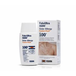 FotoUltra Isdin Solar Allergy Fusion fluid SPF100+