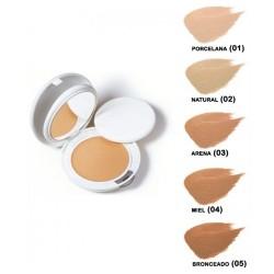 Crema Compacta Oil-Free Natural 10 gr