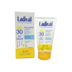 Ladival facial pieles sensibles Spf 30 ml 75 ml