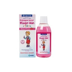 Kin fluor-kin infantil enjuague bucal 500 ml