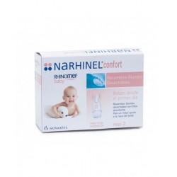 Novatis  narhinel confort Rhinomer recambios  10 uds