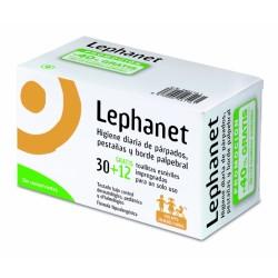 LEPHANET: Envase promocional con 30 toallitas + 12 GRATIS