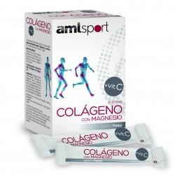 AML Sport Colageno Con Magnesio y Vitamina C 20 Stick (Ana María La Justicia)
