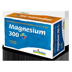 Magnesium 300 + 80 Comprimidos de Boiron