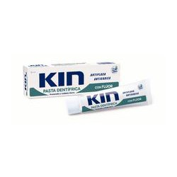Kin pasta dentífrica 125 ml