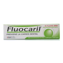 fluocaril bi-fluoré 250 menta 125 ml