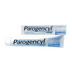 parogencyl control pasta dentífrica  125 ml