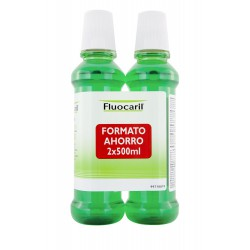 colutorio fluocaril  bi-fluoré 2 x  500 ml