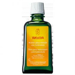 WELEDA Aceite para masaje con caléndula 100 ml
