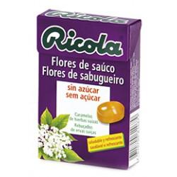 Ricola Caramelos Mentol  sin azucar  50 gr