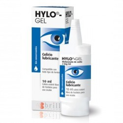 Hylo-Gel Colirio 10Ml
