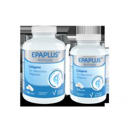 Epaplus Complemento alimenticio. Colageno, AC. Hialuronico y Magnesio