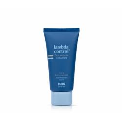 Isdin Lambda Control Desodorante crema antitranspirante 50 ml
