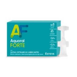 Aquoral Forte Gotas Oftalmológicas Lubricantes