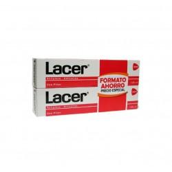 Lacer Pasta Con Fluor 125ml Duplo