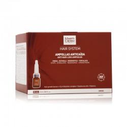 Martiderm Ampollas Anticaida 28 + champú anticaida