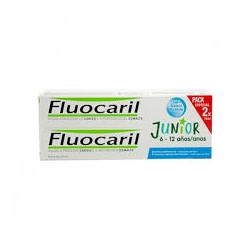 Fluocaril Junior Gel Bubble 2X75 ml