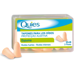 Quies Tapones  de espuma