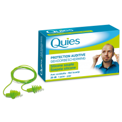 Quies Proteccion Auditiva con cuerdecilla