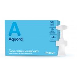 Aquoral Gotas Oftalmicas Lubricantes (Monodosis 20 u)