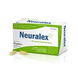 Neuralex memoria y deterioro cognitivo 60 capsulas