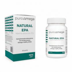 Natural EPA Máxima absorción 120 cápsulas