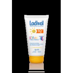 Ladival niños Spf 50 + leche hidrantante 75 ml