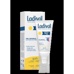 Ladival facial pieles sensibles Spf 50 ml 75 ml