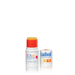 Ladival niños Spf 15 Stick labial 4 ml