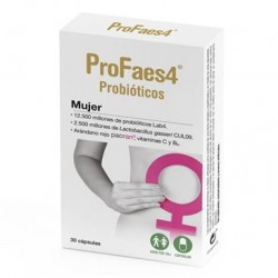 Profaes 4 Mujer 30 Caps