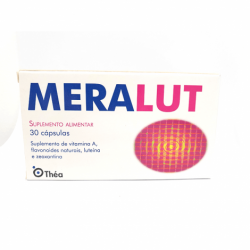 Thea Meralut 30 Capsulas