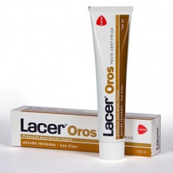Lacer Oros Pasta Dentrifica 125ml