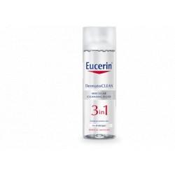 Eucerin DermatoCLEAN 3 in 1 Solución Micelar Limpiadora