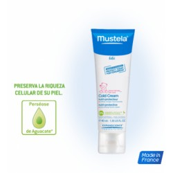 Mustela Cold Cream nutriprotector
