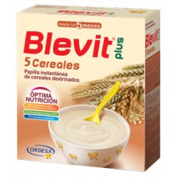 Blevit plus 5 Cereales