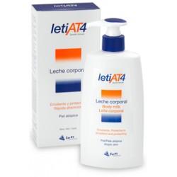 LetiAT4® leche corporal
