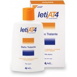 LetiAT4® baño tratante