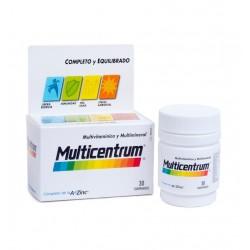Multicentrum Adultos 30 Comp.